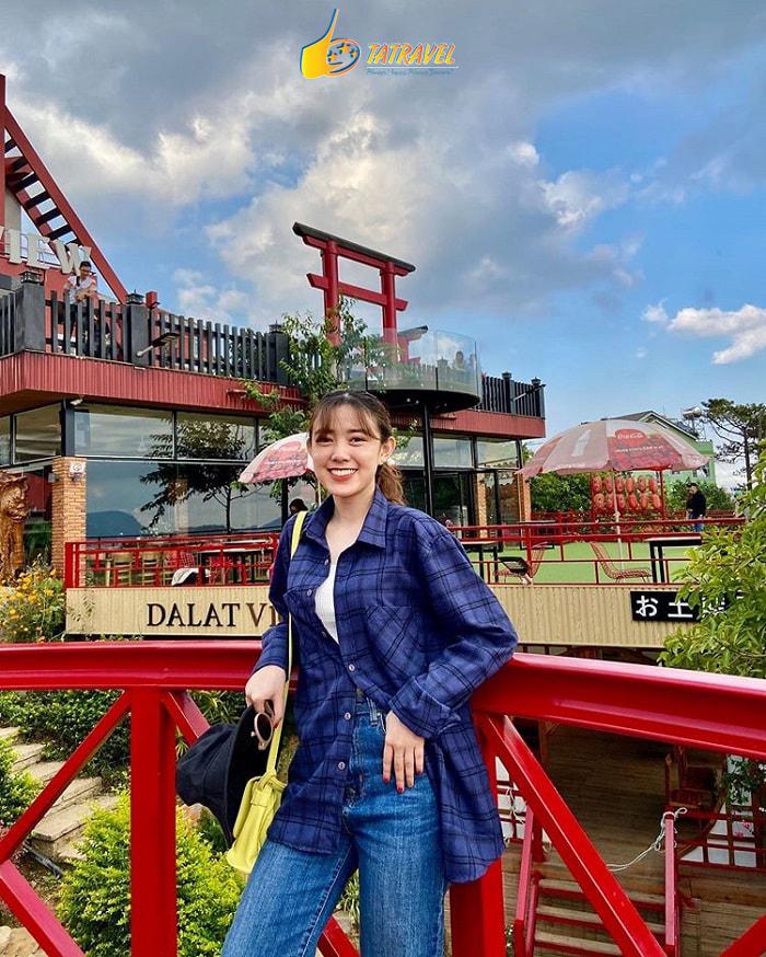 """Tour """"Lost in Da Lat"""" trải nghiệm check-in các địa điểm du lịch Đà Lạt"""