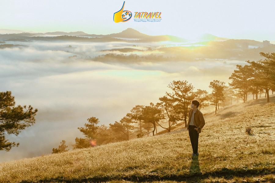 5 Ngọn đồi đẹp nhất Đà Lạt với view cực xịn