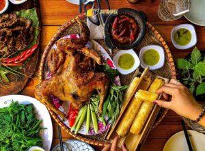 Toplist quán gà nướng cơm lam Đà Lạt ngon nhất - nhà hàng Đà Lạt ngon không thể bỏ lỡ