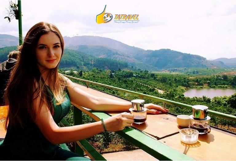 Cafe Mê Linh - địa điểm du lịch đẹp ở Đà Lạt
