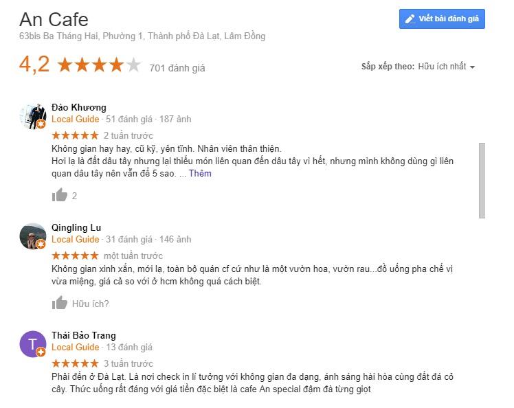 Top 10 quán cafe Đà Lạt đẹp nhất 2021-35