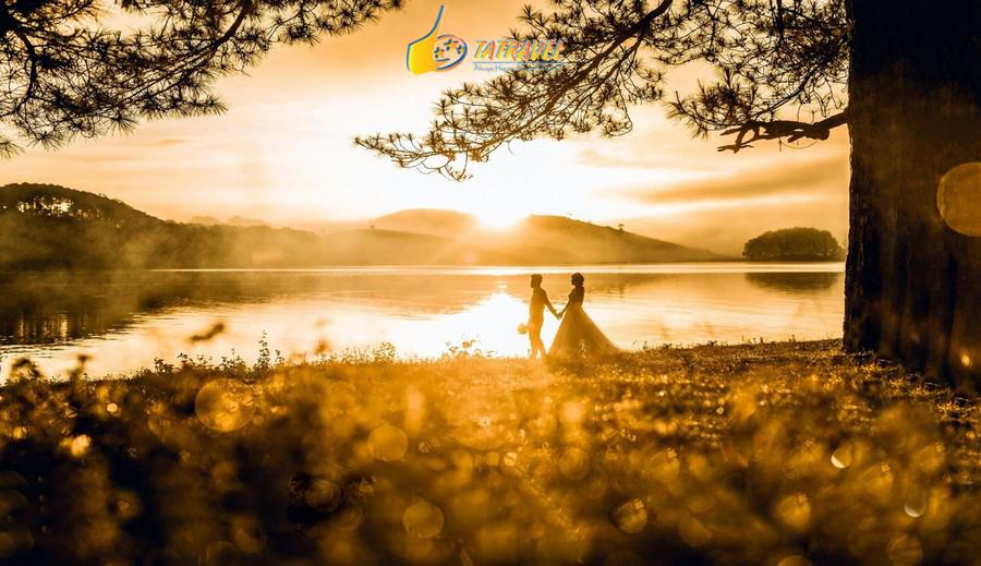 Top 10 địa điểm chụp ảnh cưới tuyệt đẹp ở Đà Lạt 2021 (Phần 1)
