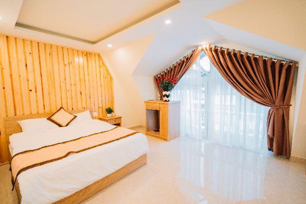 Khách sạn Minh Long Đà Lạt gần chợ giá rẻ 03