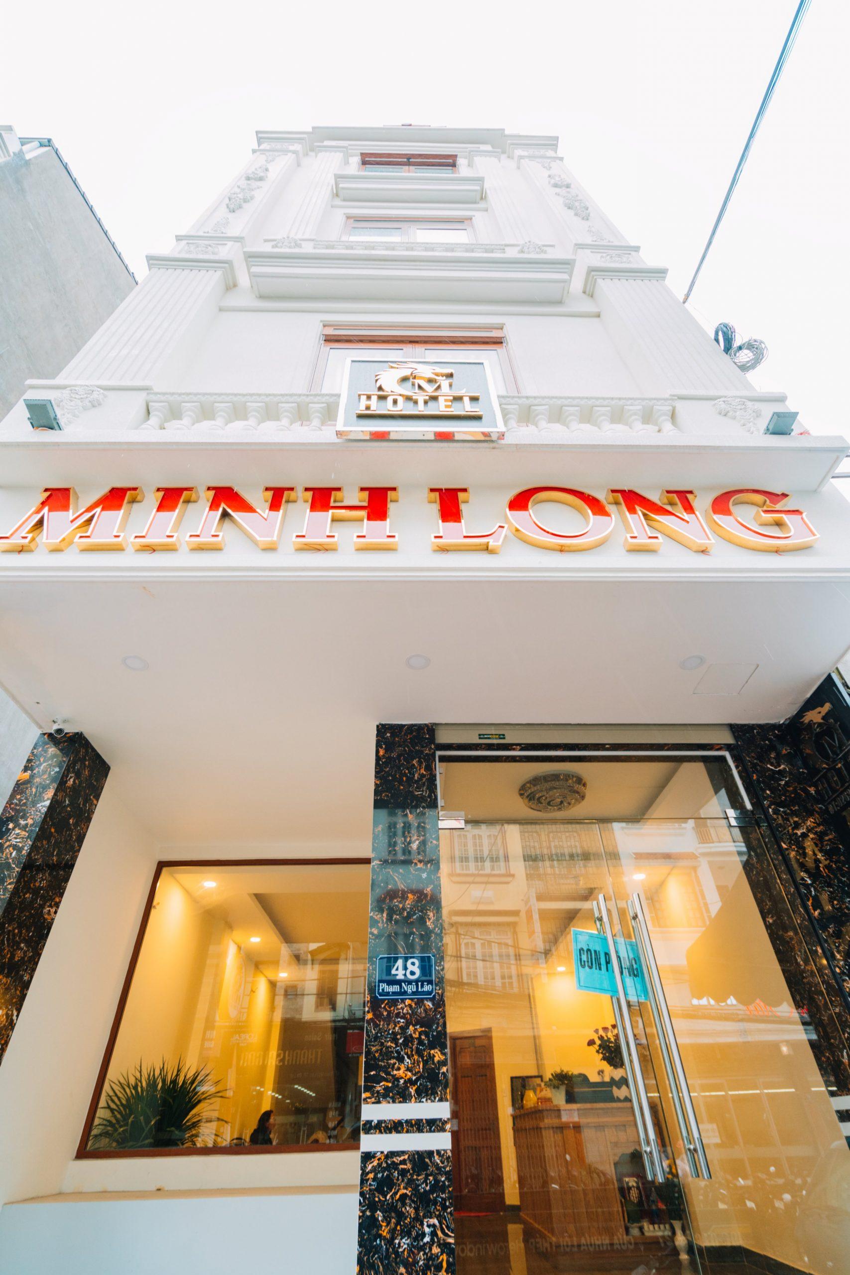 khách sạn Minh Long Đà Lạt gần chợ