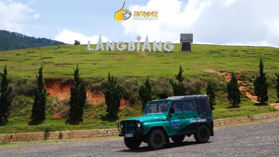 Tour chinh phục đỉnh núi Langbiang Đà Lạt