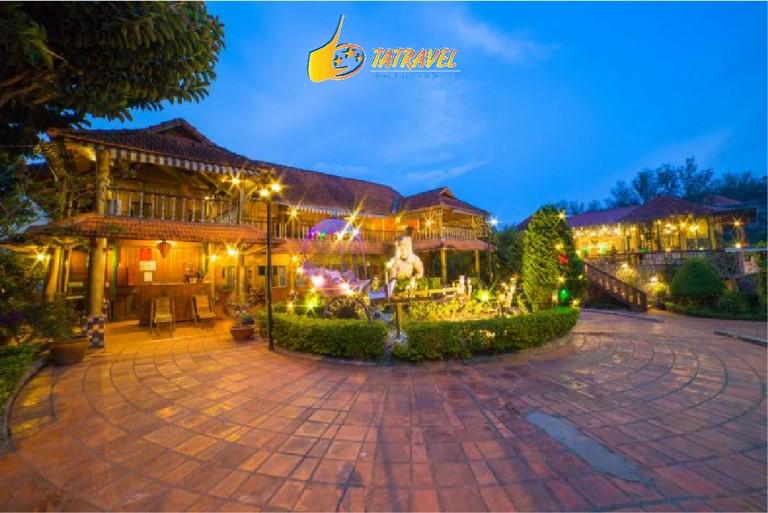 Biệt thự Đà Lạt cho thuê nguyên căn Memory Villa hometay Da Lat -datphongdalat.vn-01