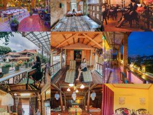 Top 10 nhà hàng Đà Lạt ngon nhất 2021 - Biệt thự Đà Lạt cho thuê nguyên căn - Memory villa homestay Đà Lạt - datphongdalat.vn