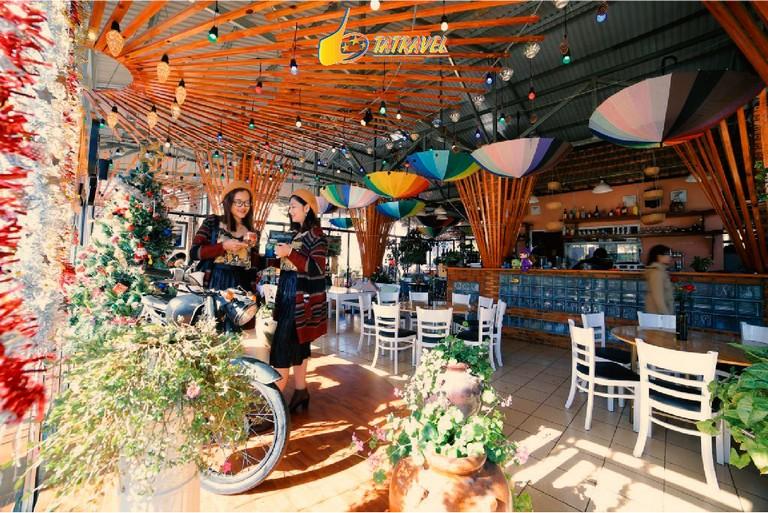Top 10 quán cafe Đà Lạt đẹp nhất 2021-11