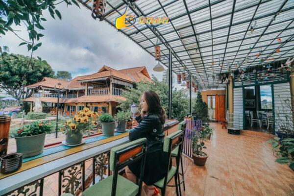 Memory villa homestay Đà Lạt view đẹp - Top 10 homestay Đà Lạt đẹp nhất 2021