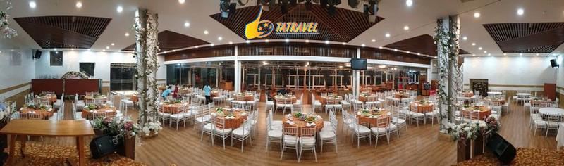 Ăn trưa Đà Lạt 2021 - Review tất tần tật món ngon nhất 2021 - nhà hàng Thung Lũng Dâu