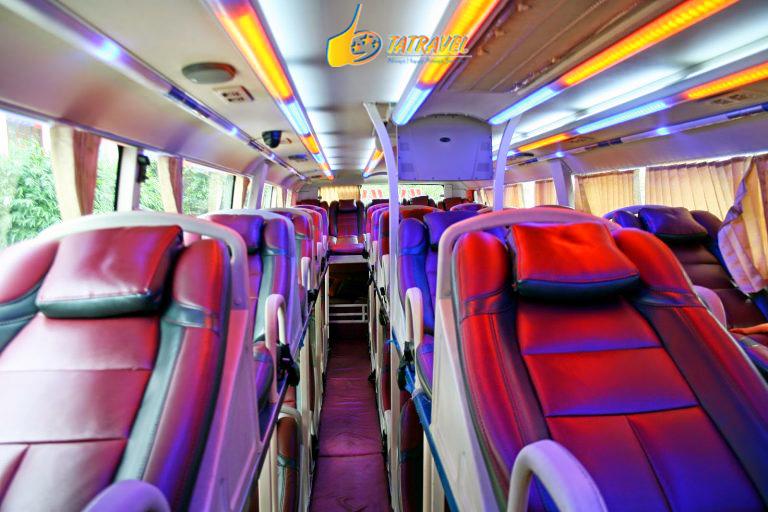Review các nhà xe đi Đà Lạt uy tín từ giường nằm cho đến limousin 2021