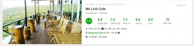 Top 10 quán cafe Đà Lạt đẹp nhất 2021-5