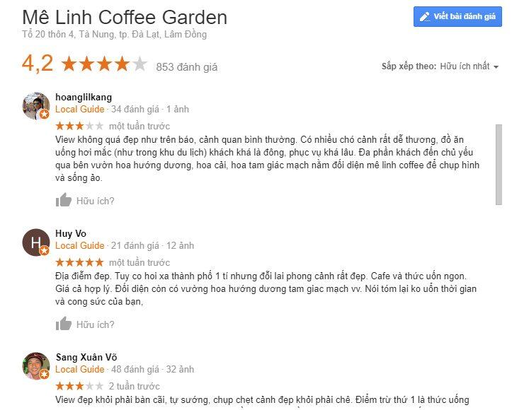 Top 10 quán cafe Đà Lạt đẹp nhất 2021-7