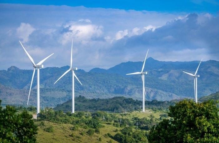 Dự án điện gió đồi chè Cầu Đất Đà Lạt 2021