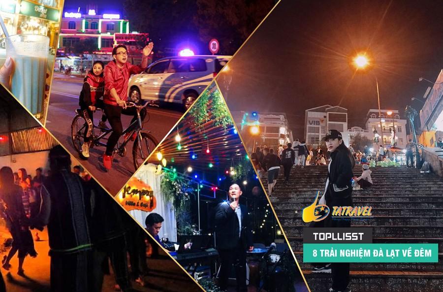 Toplist 8 trải nghiệm Đà Lạt về đêm tuyệt nhất 2021