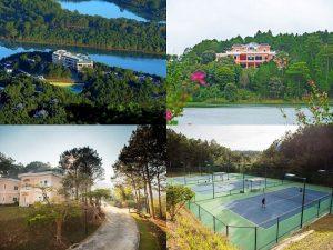 Khách sạn Đà Lạt 5 sao Edensee Lake Resort Tuyền Lâm