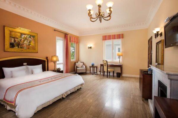 Đà Lạt Edensee Lake Resort & Spa - Khách sạn Đà Lạt 5 sao - phòng junior suite