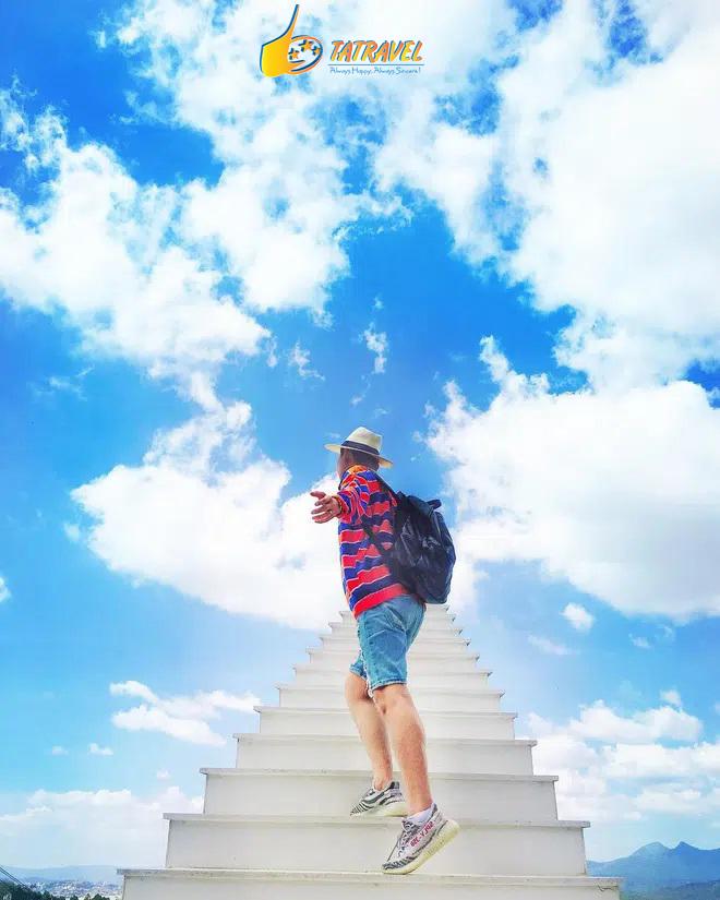 Du lịch Đà Lạt tháng 6 ở Sunny Farm- Làng Vũ Thị