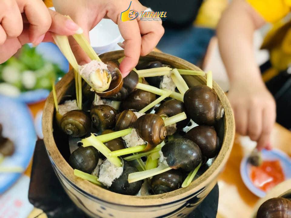 Ốc 33 Hai BÀ Trưng quán ăn ngon ở Đà Lạt
