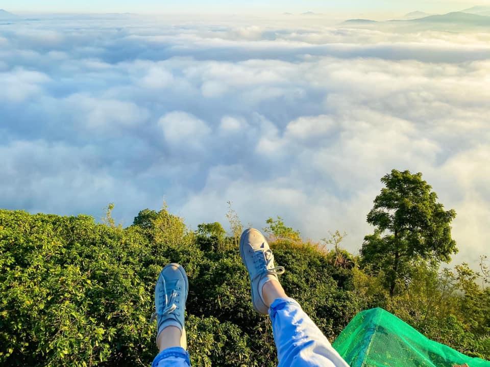 Đồi chè Cầu đất săn mây tuyệt đẹp