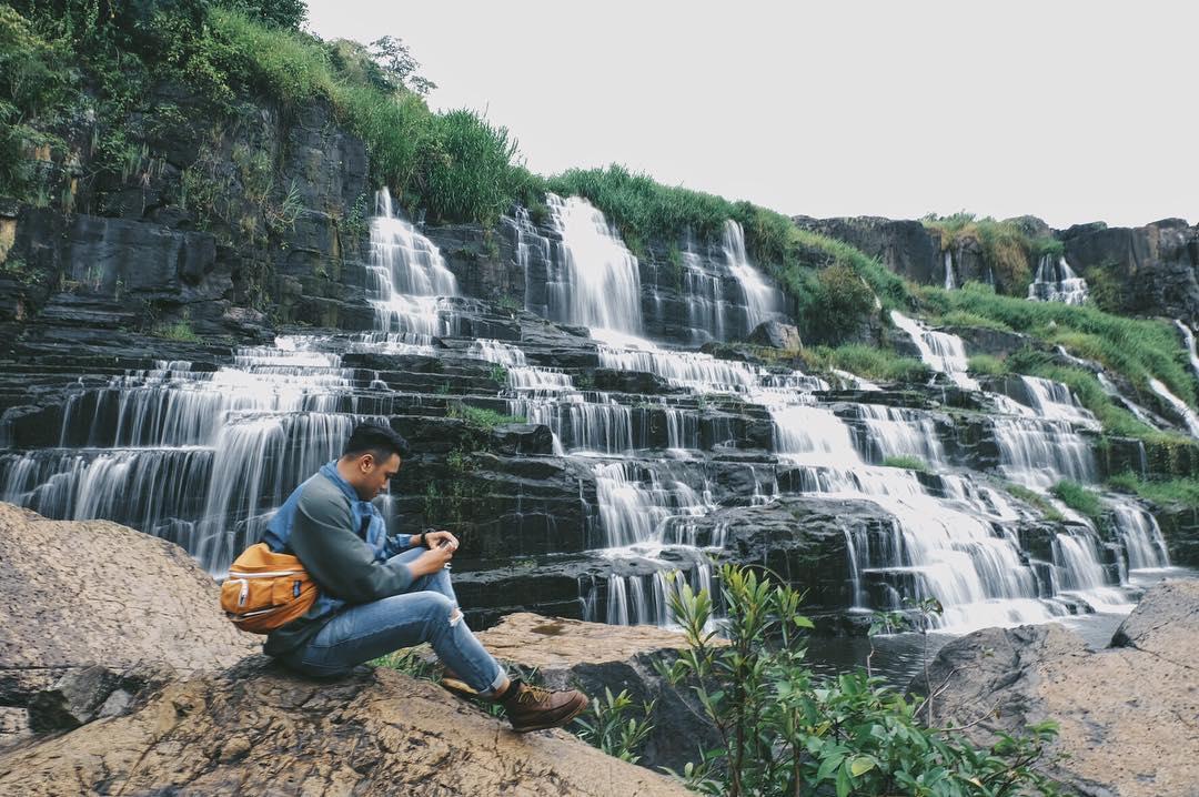 Thác Pongour địa điểm du lịch hấp dẫn