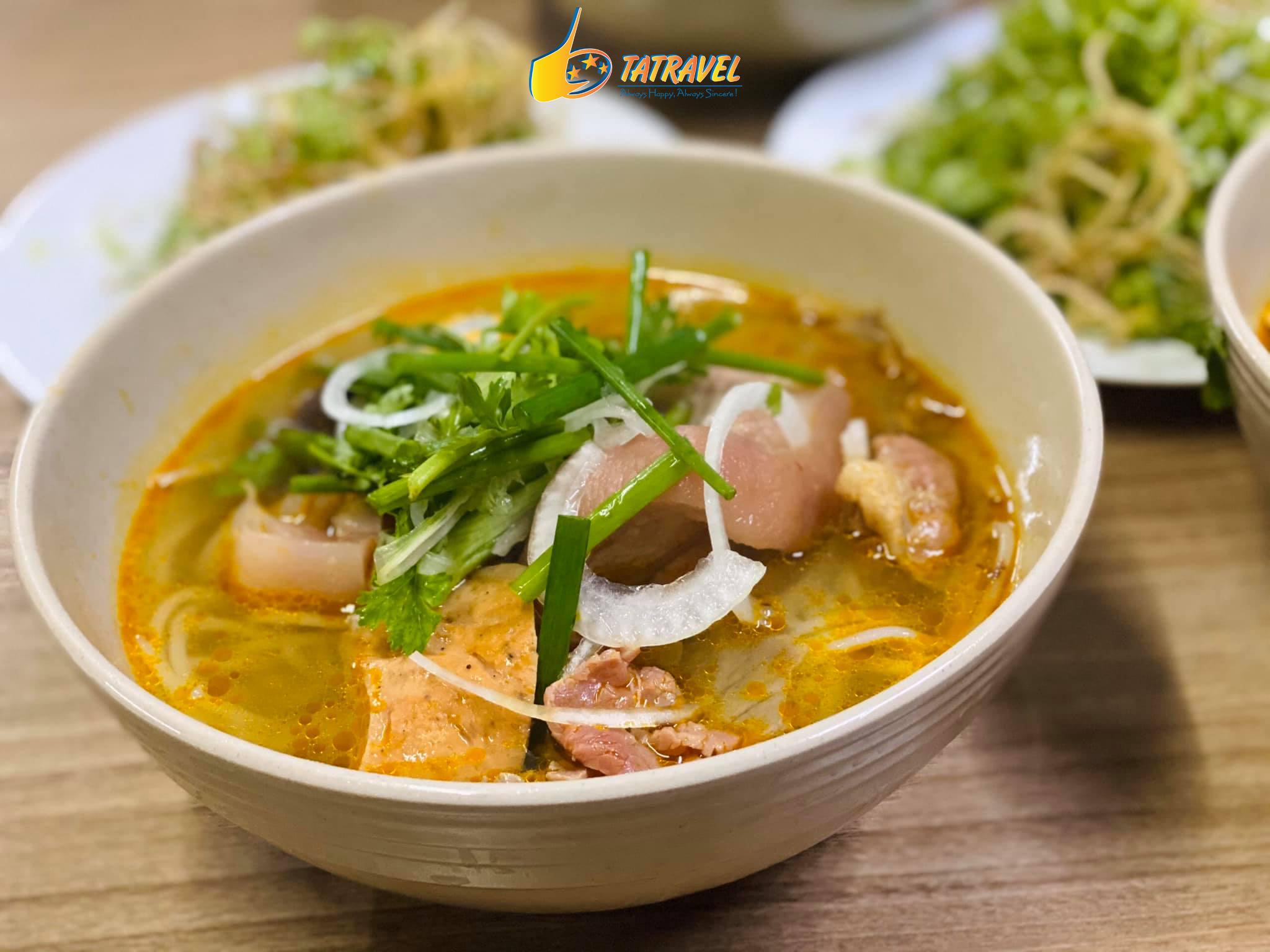 Bún bò Thiên Trang Quán ăn ngon ở Đà Lạt