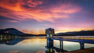 Hồ Tuyền Lâm Đà Lạt nơi ngắm hoàng hôn không thể bỏ qua khi đến Đà Lạt