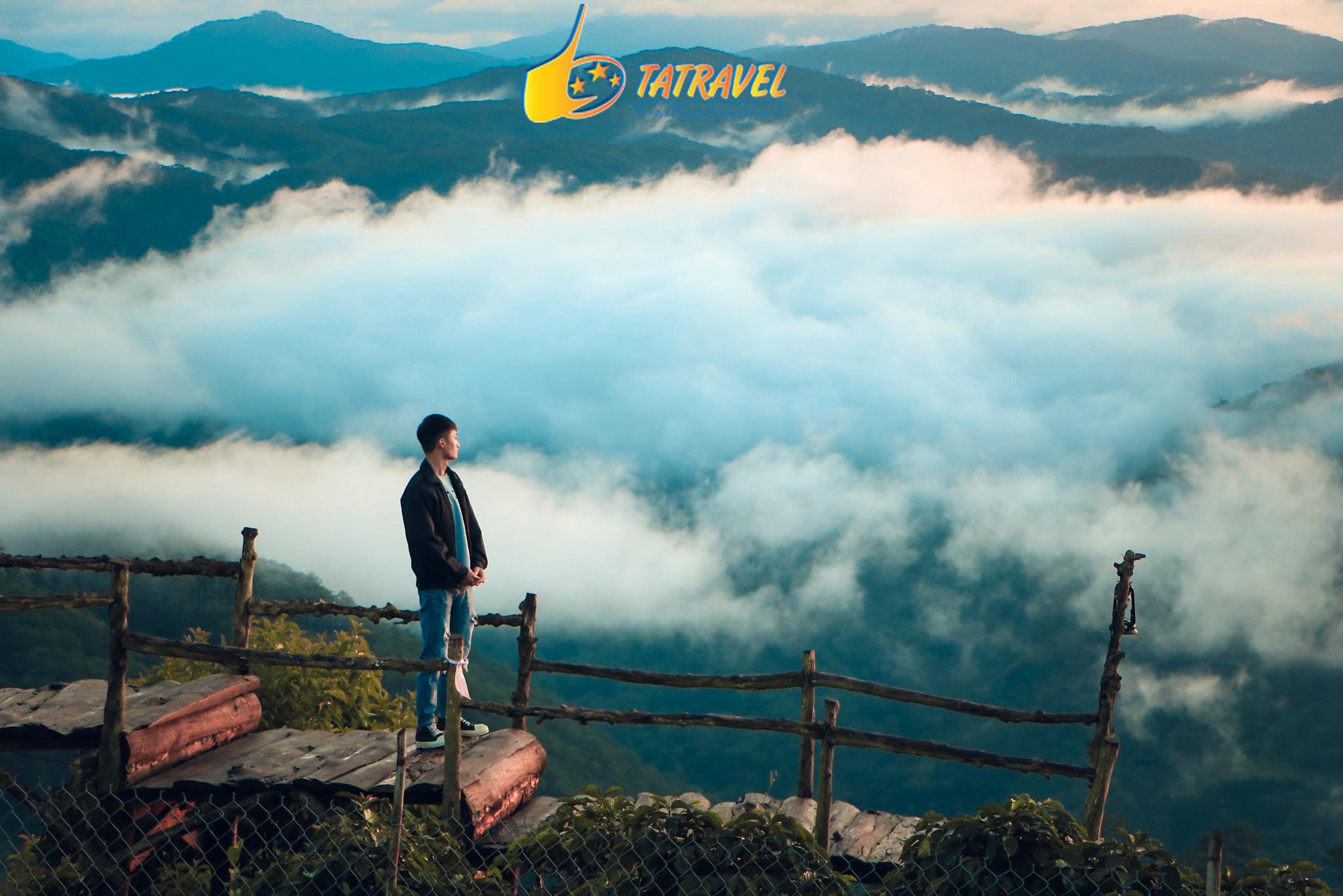 Săn mây du lịch Đà Lạt tháng 7