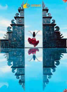 cổng trời Đà Lạt - cổng trời Bali