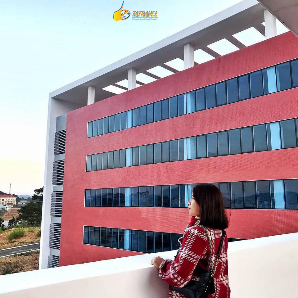 Đại học Đà Lạt - Ngôi trường đẹp nhất Đông Nam Á