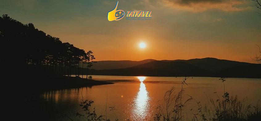 hồ Tuyền Lâm Đà Lạt - điểm du lịch thắng cảnh đẹp Đà Lạt nổi tiếng