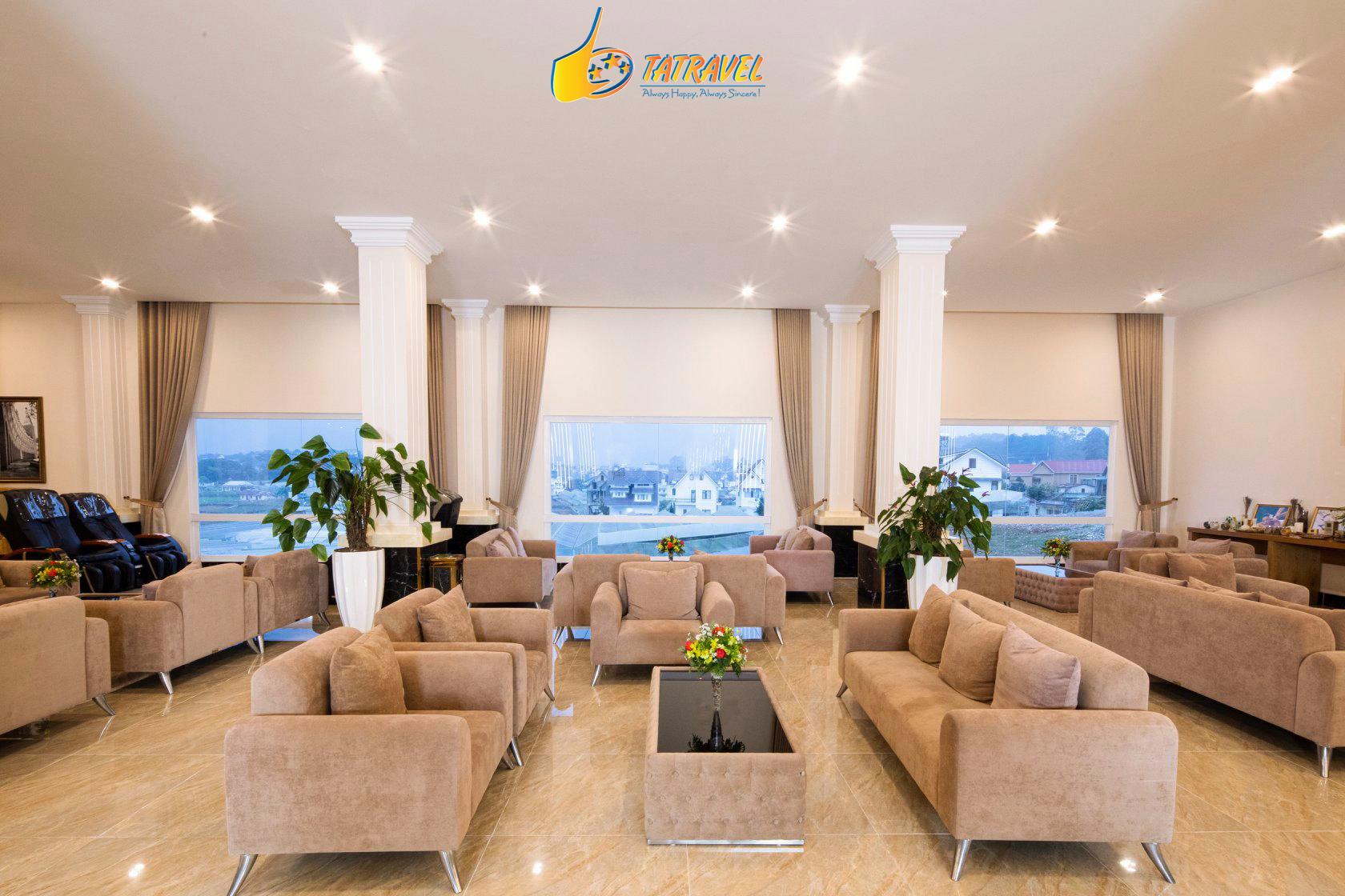 Top 5 khách sạn 5 sao đẹp nhất Đà Lạt - không thể bỏ qua!