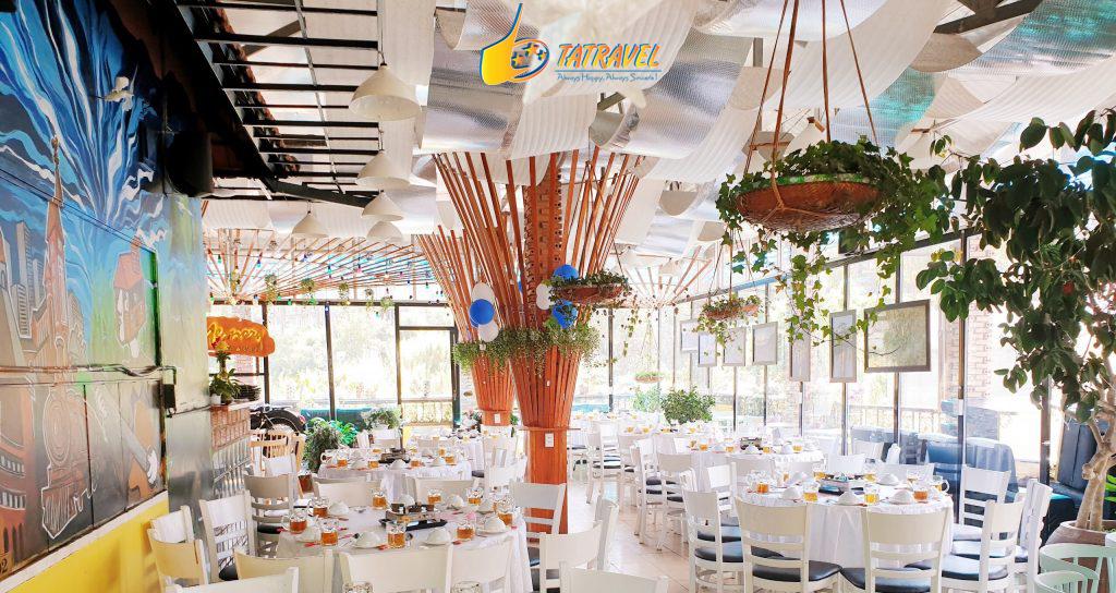 Nhà hàng Memory quán ăn trưa nổi tiếng ở Đà Lạt