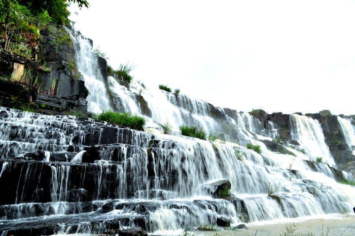 Thác Pongour - thác nước đẹp nhất địa ngàn tây nguyên