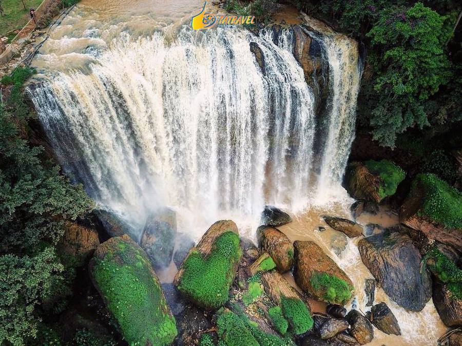 Thác Voi – Hoang sơ huyền bí giữa núi rừng
