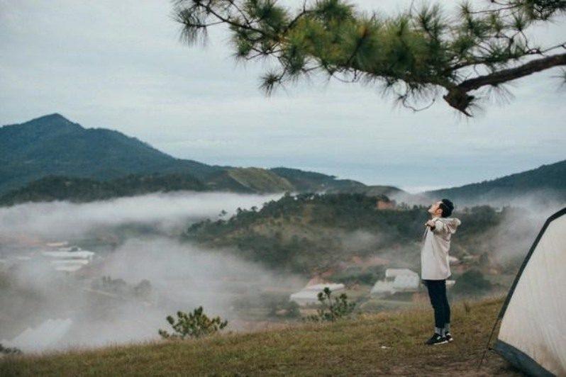 Săn mây tuyệt đẹp ở Đà Lạt tháng 7