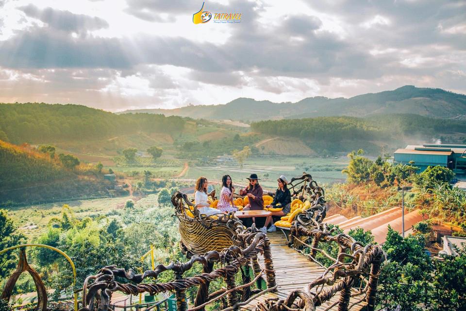 Review khu du lịch Thúy Thuận Đà Lạt