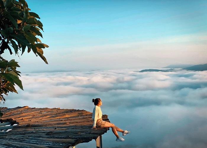 Săn mây cầu đăt- Điểm săn mây lý tưởng không nên bỏ qua