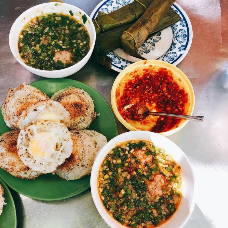 Bánh căn Đà Lạt| datphongdalat.vn