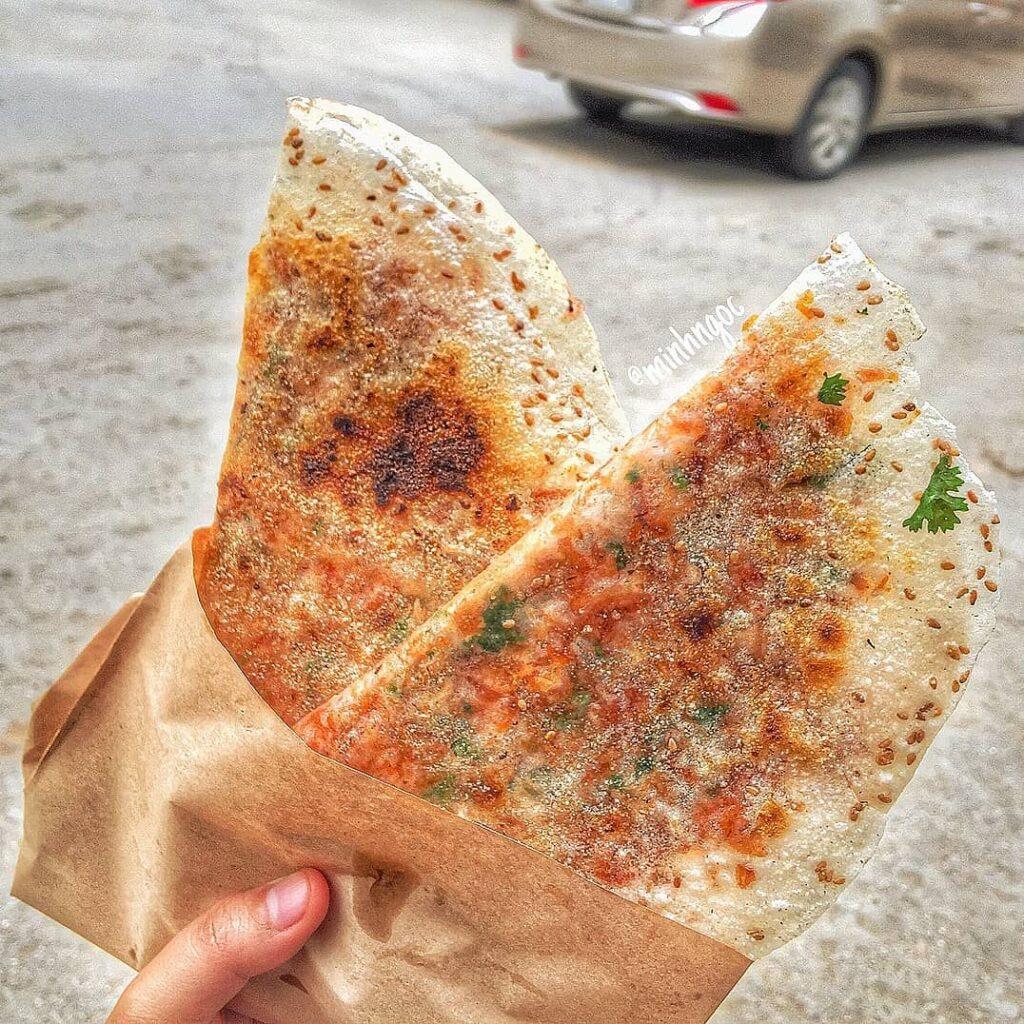 Bánh tráng nướng Đà Lạt| datphongdalat.vn
