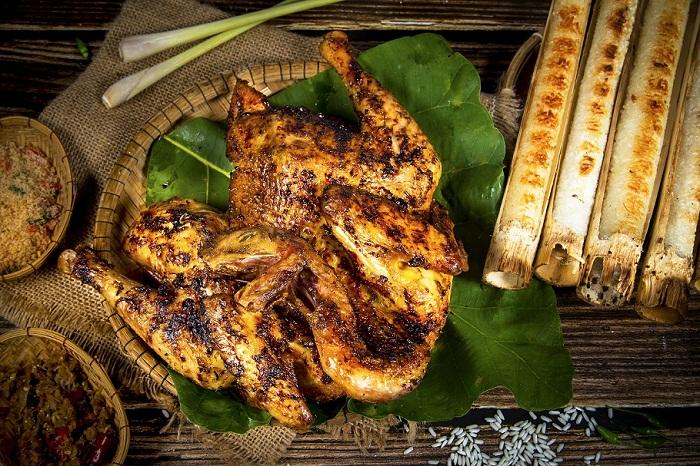 Toplist quán gà nướng cơm lam Đà Lạt ngon nức tiếng