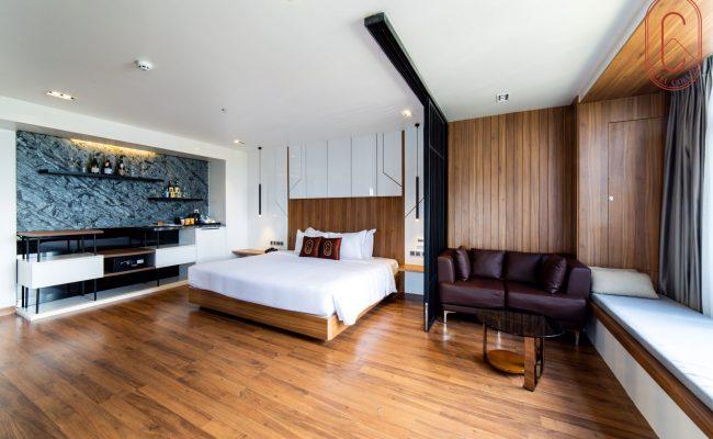Review khách sạn Đà Lạt 4 sao Colline Hotel Dalat - datphongdalat.vn