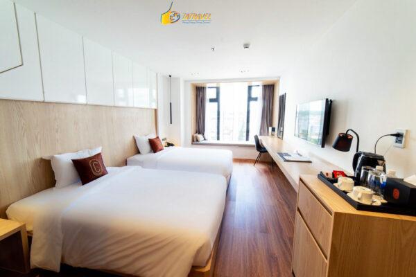 Review khách sạn Đà Lạt 4 sao Colline Hotel Dalat - datphongdalat.vn-2